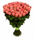 Букет Роза «Мисс Пигги» (59 шт.)