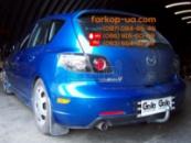 Тягово-сцепное устройство (фаркоп) Mazda 3 (hatchback) (2003-2013)