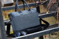 Мужска сумка « Агент 007»