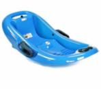 Санки (корыто) KHW Kunststoff Snow Flipper de luxe, голубой (26015)