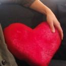 Плюшевые сердца