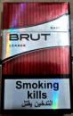 сигареты Брют нано красный,BRUT RED nano