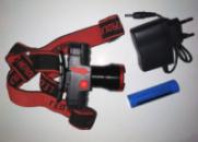 Аккумуляторный налобный фонарь 0603-T6