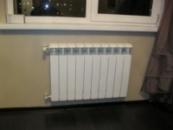 Замена радиаторов отопления, замена стояков отопления. Цена