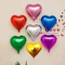 Кулі фольговані серця