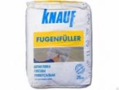 Шпаклевка Фугенфюллер Кнауф 25 кг
