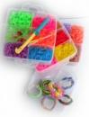 Набор Куб на 5000 резинок в пластиковом кейсе