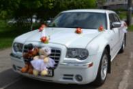 Прокат свадебного авто Крайслера 300 С