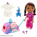 Doc McStuffins Walk n' Talk Doll and Doc Mobile Play Set