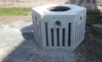 Кольцо бетонное (дренажное)