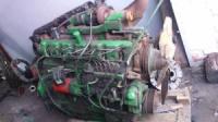 Двигатель комбайна John Deere 5730.