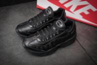 Кроссовки женские Nike AirMax 95, черные (11462),  [  36 (последняя пара)  ]