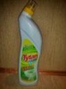 Tytan жидкость для мытья туалетов 1200мл (лимон)