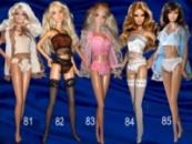 Нижнее бельё и купальники для кукол Барби