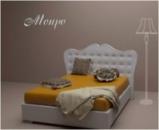 Кровать Премьера (изголовье №7 Монро)