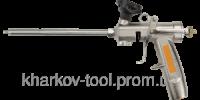Пистолет для монтажной пены Neo с латунной головкой