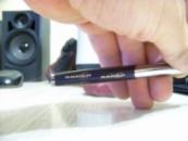 Лазерная гравировка на ручке