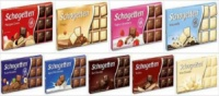 Шоколад Schogetten 100g