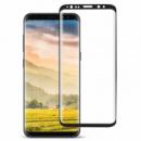 Полимерная пленка Polymer Nano (full glue) (тех. пак) для Samsung Galaxy Note 8 Черное