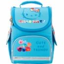 Рюкзак школьный каркасный 501 Hello Kitty-2