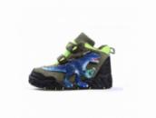 Ботинки хаки с синим T-Rex