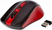 Беспроводная оптическая мышка мышь 211 Red