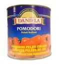 Томаты очищенные в собственном соку ТМ Daniela Pomodori Pelati Italiani 2 550 г.