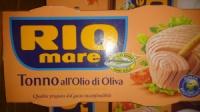 Тунец в оливковом масле Rio Mare, 160 грамм