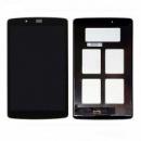 Дисплейный модуль для планшета 8 LG G Pad 8.0 V490, черный, дисплей с тачскрином
