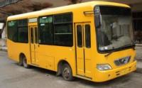 Лобовое стекло для автобусов Shaolin SLG 6720 в Днепропетровске