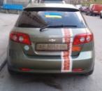 Брендирование авто в украинском стиле в Днепропетровске