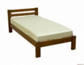 Кровать Л 107 (90х72х200) односпальная ЛК 127
