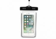 Чехол Grand водонепроницаемый для iPhone X Black (AL1346)