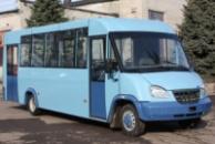 Лобовое стекло для микроавтобусов Рута 25 (19 М) в Днепропетровске