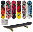 Скейт iTrike MS0355 полупрофессиональный. 6 видов, до 100 кг, 70х29 см
