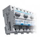 Автоматические выключатели Hager 10 кА, от 80 до 125 А, хар-ка С