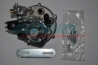 Редуктор Tomasetto АТ07 (пропан-бутан) 2-3-е пок., 100 л.с. (до 70 кВт), вход D6 (M10x1), с фильтром БЕЗ винта обводного