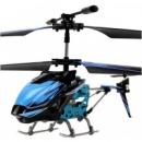 Вертолёт 3-к микро и/к WL Toys S929 с автопилотом (синий, зеленый, красный)