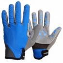 Велорукавички PowerPlay 6566 Сині S