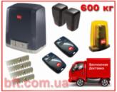 BFT DEIMOS-600. Комплект автоматики для откатных ворот до 600кг.