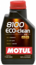 5W30 1L 841511/101542 MOTUL 8100 ECO-CLEAN Масло ДВС Синтетика (DPF Фильтр)