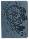 Обложка на паспорт SHVIGEL 13795 Голубая (13795)