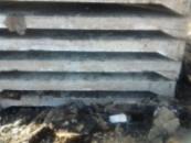 Плиты перекрытия ребристые ПКЖ