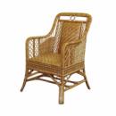 Кресло ЧФЛИ Черниговчанка Лоза 60х75х100 см Светло-коричневый (k00006)