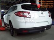 Тягово-сцепное устройство (фаркоп) Renault Megane III (universal) (2009-2016)