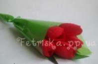 Букет из конфет Тюльпаны 5 шт