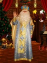Святой Николай - взрослый костюм на прокат.