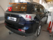 Тягово-сцепное устройство (фаркоп) Mitsubishi Outlander (2012-2021)