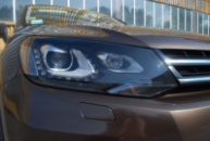 Оклейка бронепленкой Volkswagen Touareg