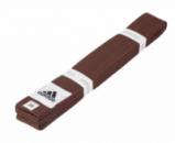 Пояс для единоборств adidas Club коричневый